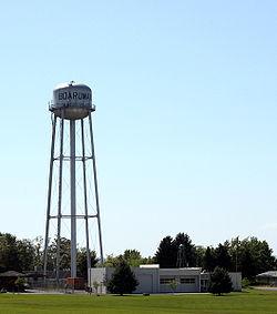 Boardman Water Tower